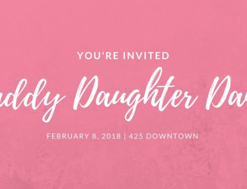 About the Daddy Daughter Dance