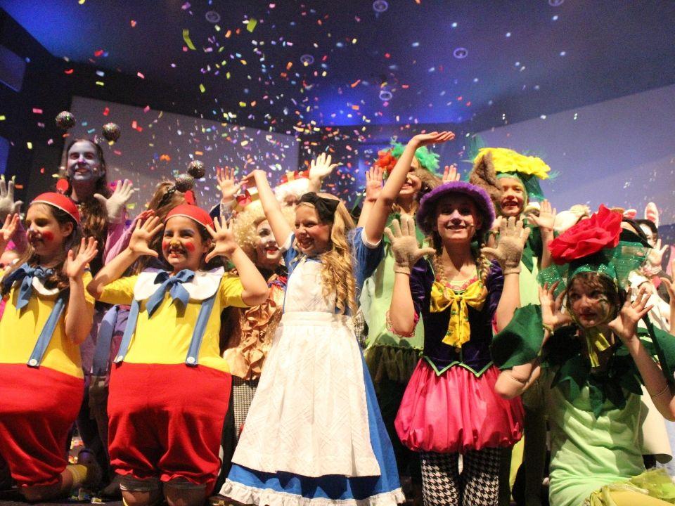 GDA Alice in Wonderland
