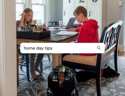Helpful Home Day Tips for Your students!