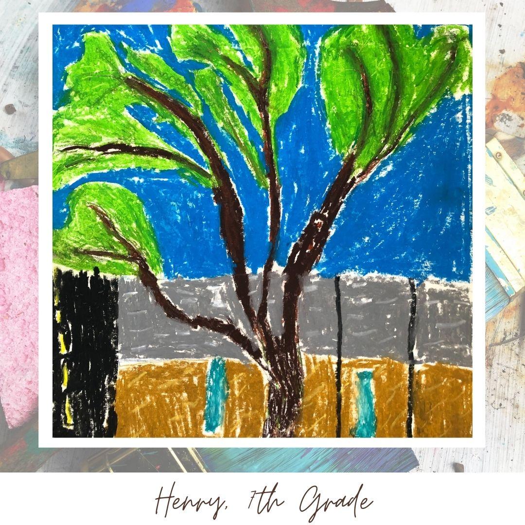 GDA Upper Grades Art
