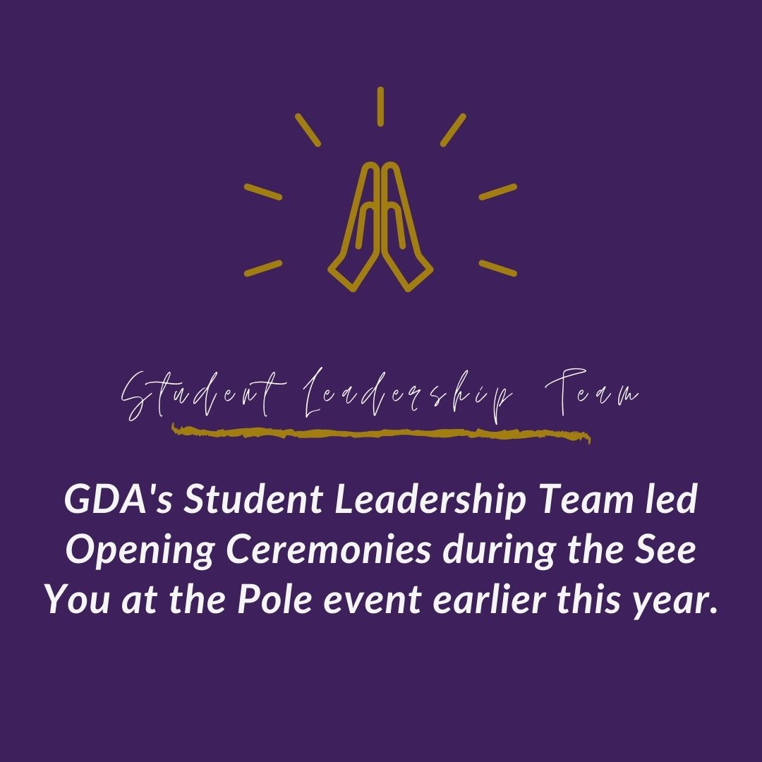 Gloria Deo Academy See You at the Pole