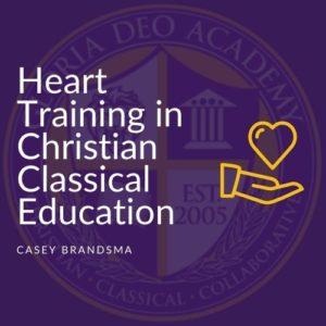 Gloria Deo Academy Heart Training in Christian Classical Education