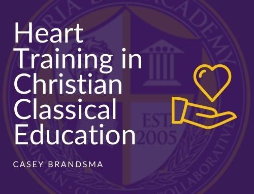 Heart Training in Christian Classical Education