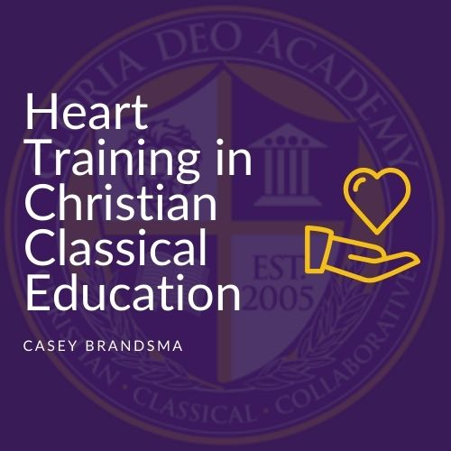 Gloria Deo Academy Heart Training in Christian Classical Education