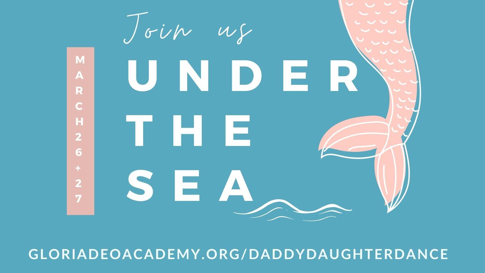 Gloria Deo Academy Daddy Daughter Dance