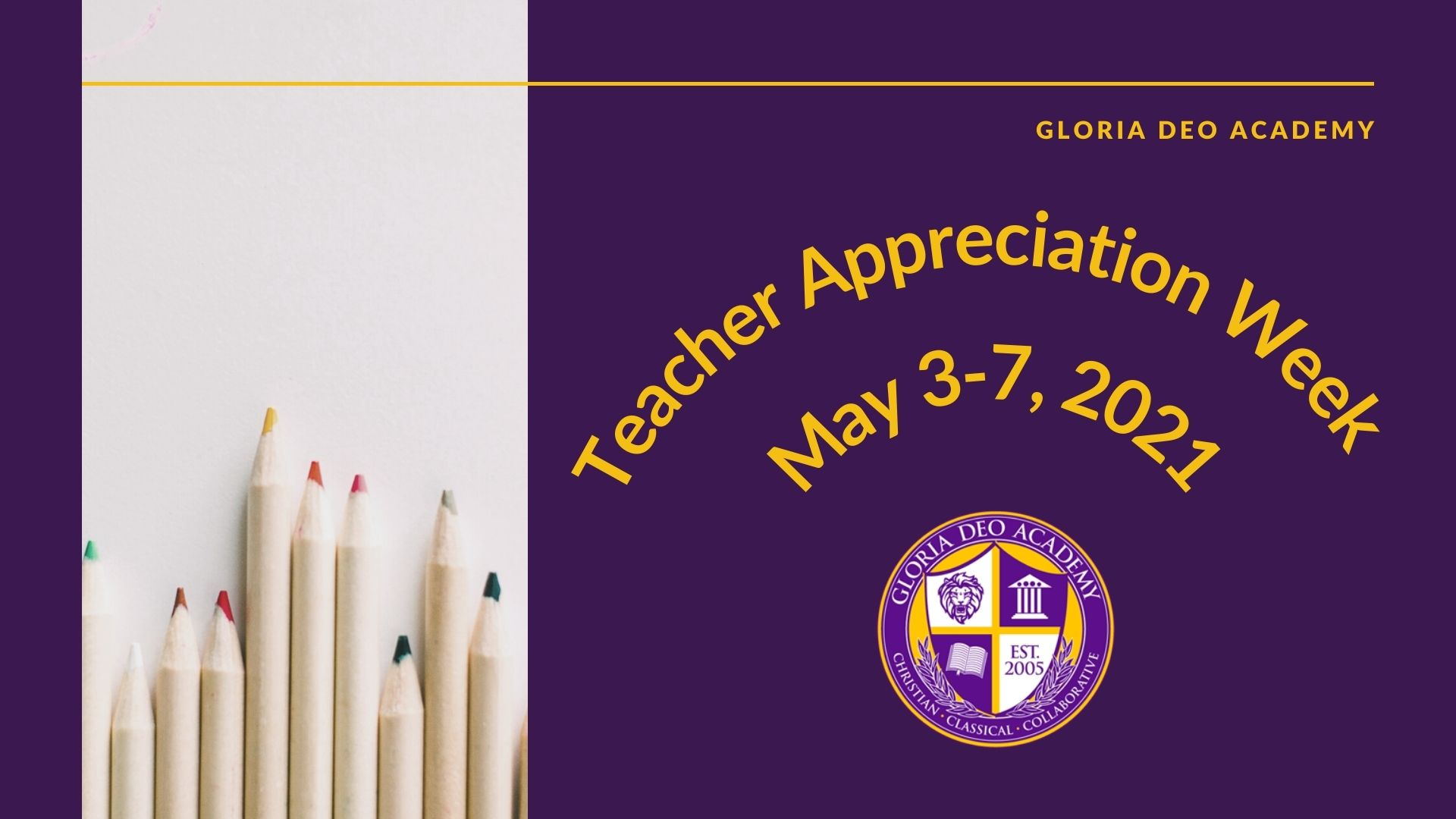 GDA Teacher Appreciation