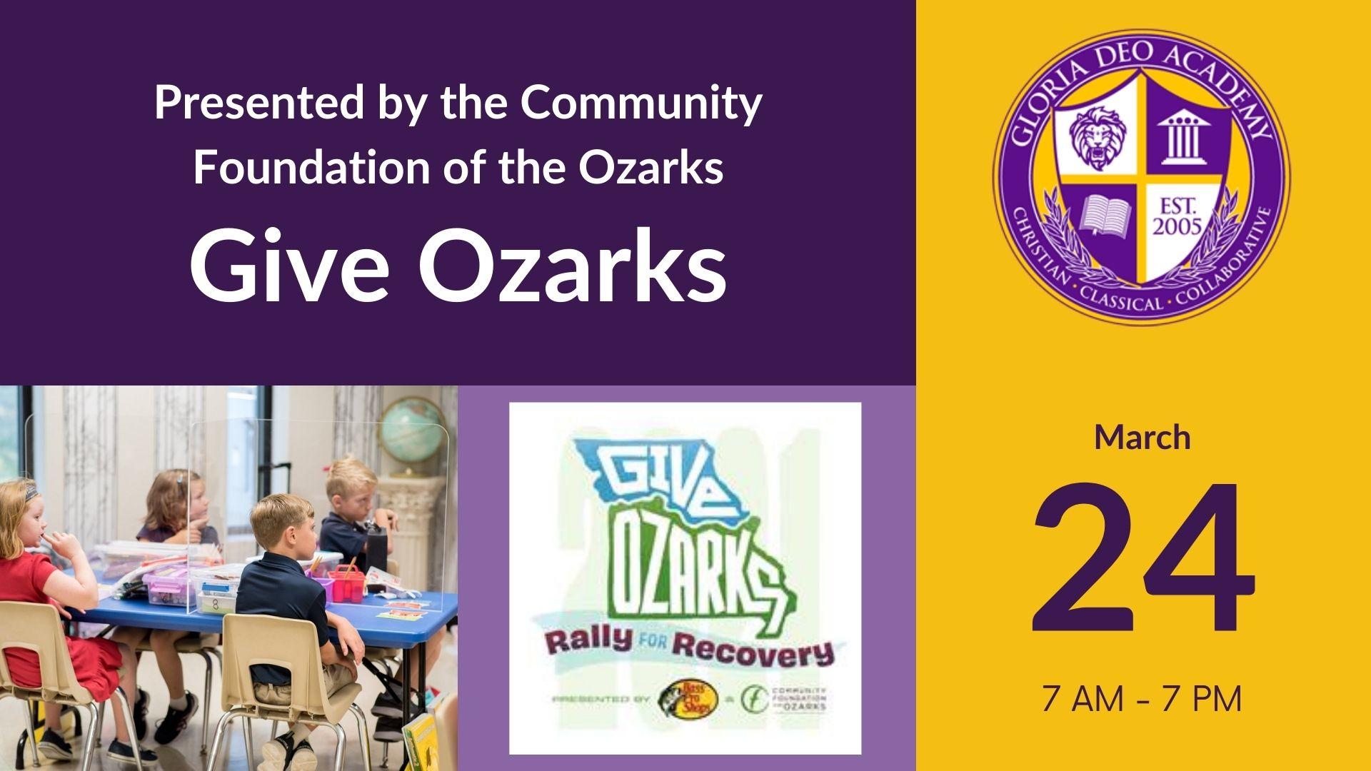 Give Ozarks GDA 2021