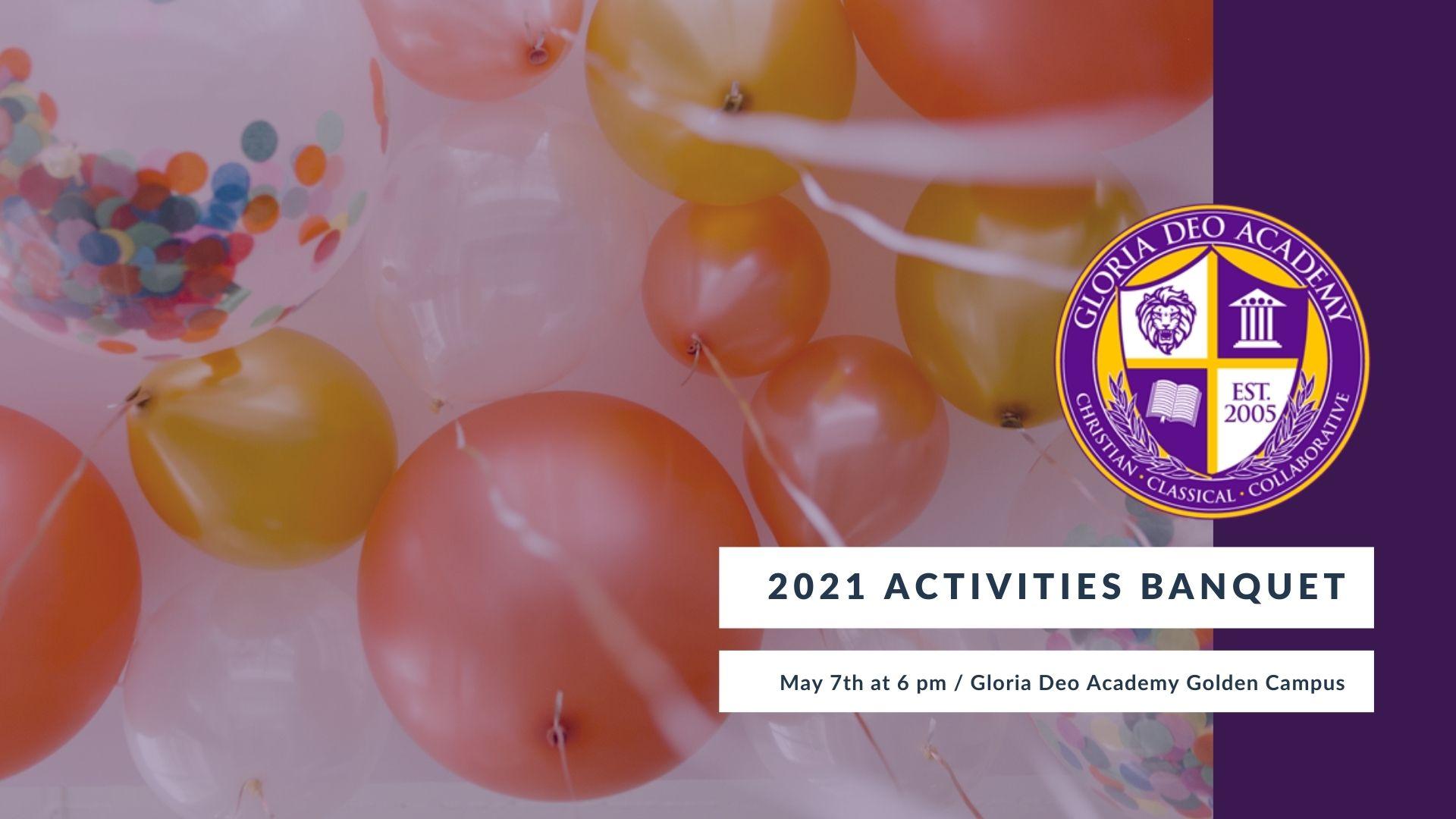 GDA Activities Banquet