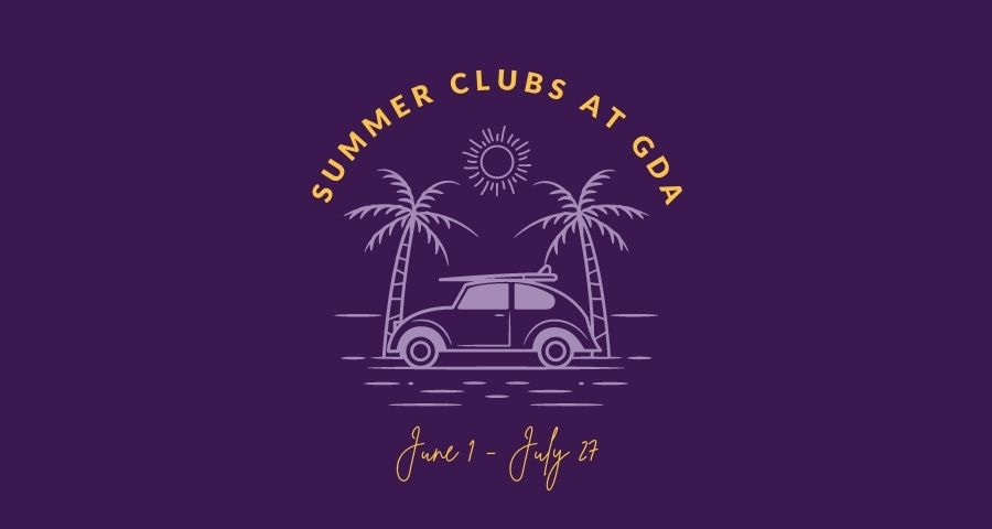 GDA Summer Clubs