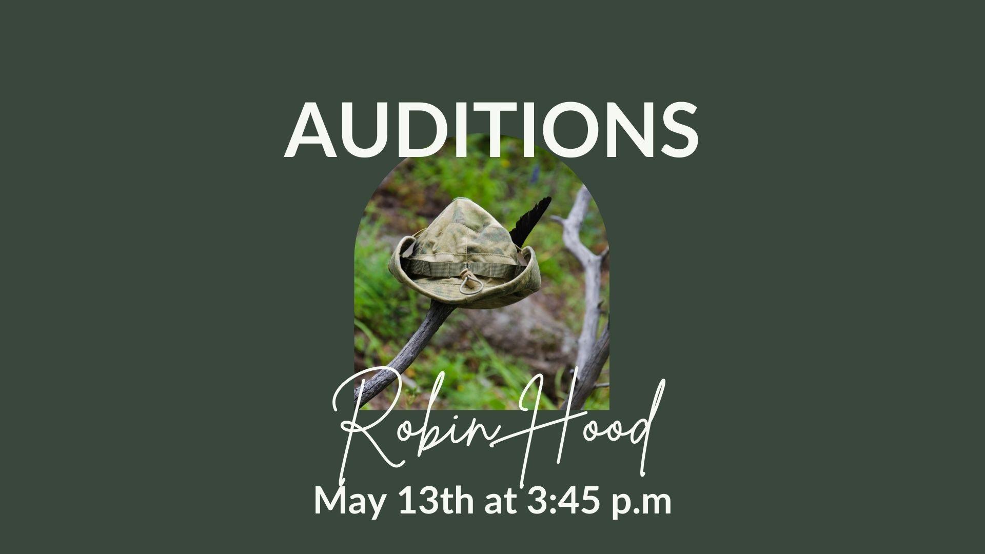 Gloria Deo Academy Robin Hood
