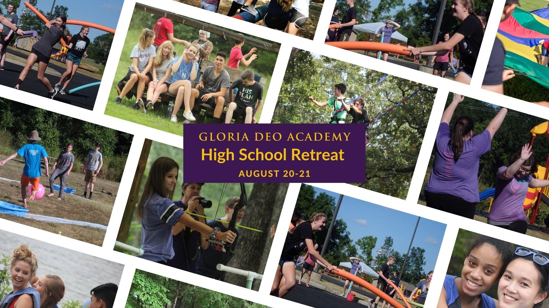 GDA High School Retreat 2021