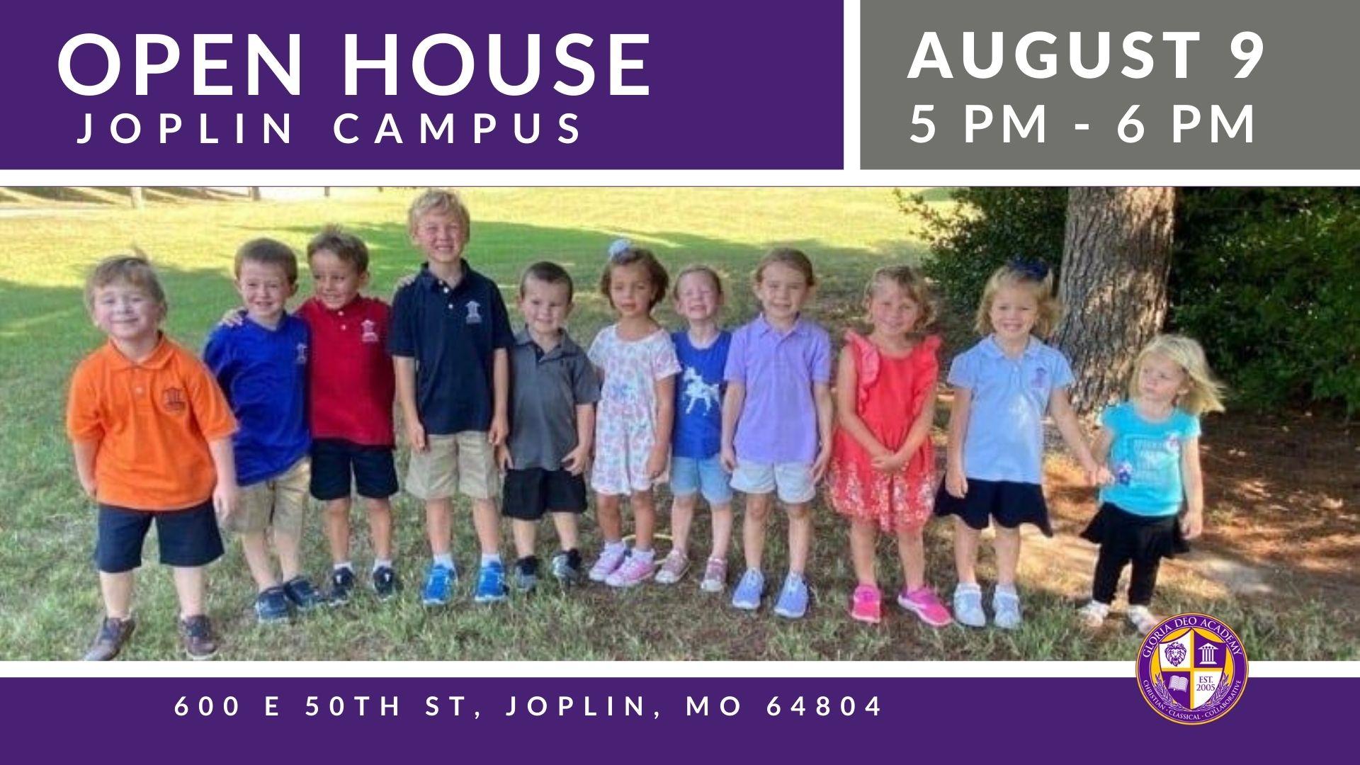 GDA Joplin Open House