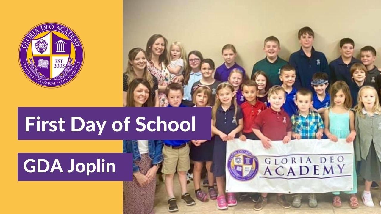 GDA Joplin First Day